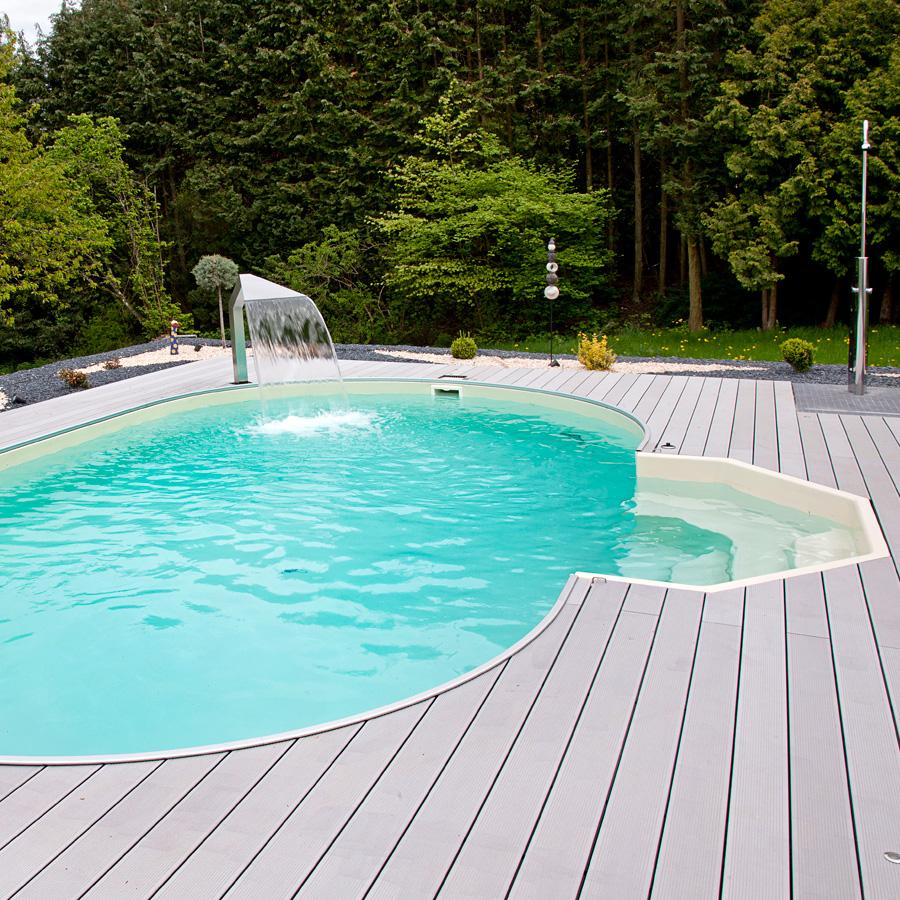 Entretien de piscines