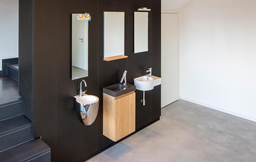 Salle de bain expo chez mauduit sanitaire