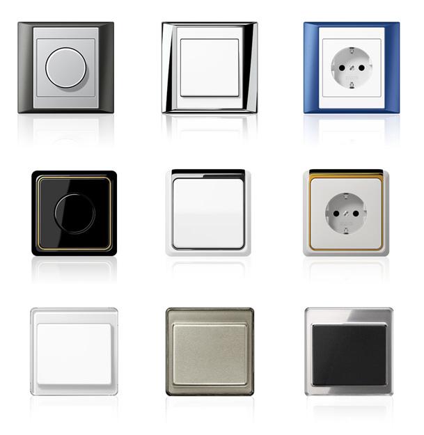 interrupteur design mauduit